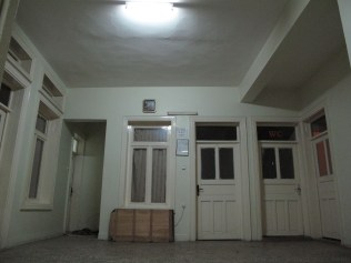 Our sketchy hotel in Sanliurfa