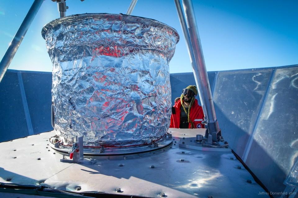 Refilling the Liquid H...