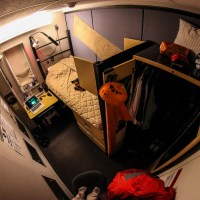 My Room at the South Pole