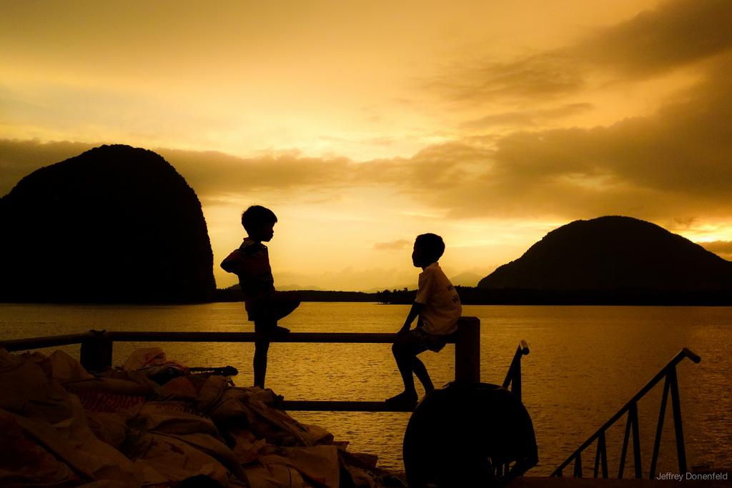 Ko Panyi - Thailand's Floating Muslim Fishing and Football Village