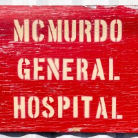 McMurdo Station's Hospital