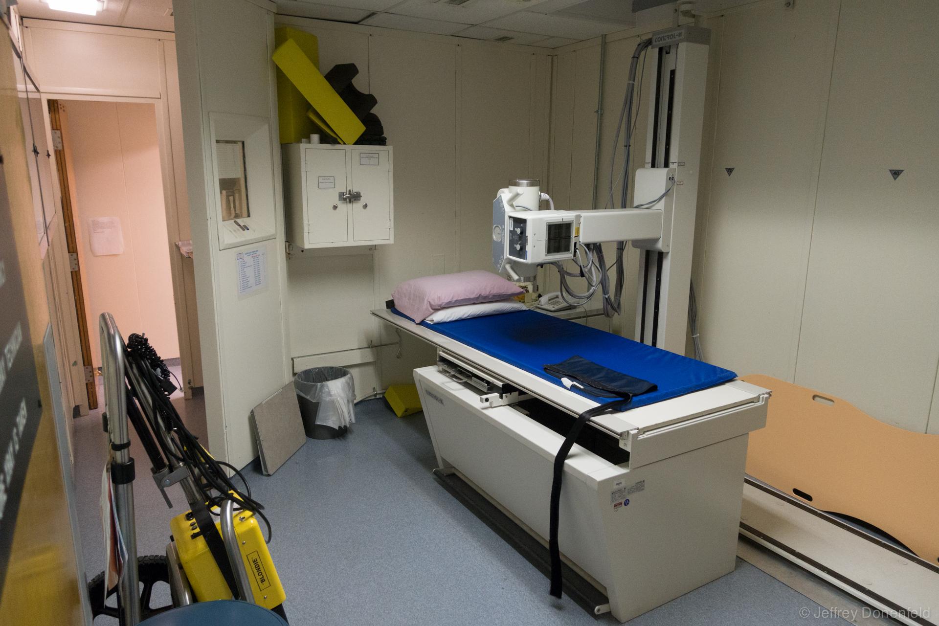 Full digital x-ray capabilities.