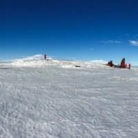 """The Antarctic Crash of C-121 Lockheed Constellation """"Pegasus"""""""