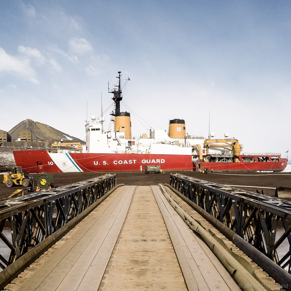 Exploring The Worlds Most Powerful Icebreaker Jet Engine Powered US Coast Guard Cutter Polar Star