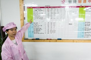 The prototyping and small-run factory production schedule at Seeed.