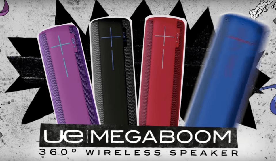 UE Megaboom Review – The Best Boom – Jeffrey Donenfeld