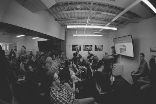 Future of Tech: The World in 2026 track of Boulder Startup Week 2016