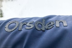 Charging Pow With The Orsden Men's Slope Jacket