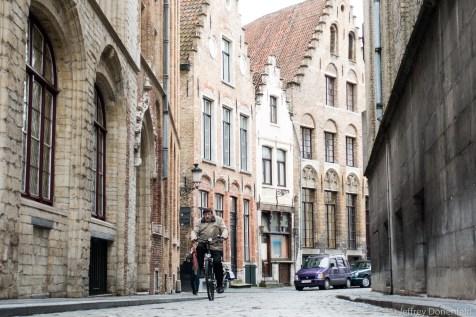 Exploring Bruges - beautiful