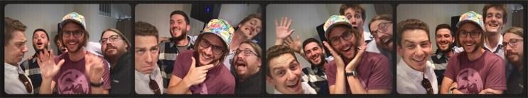 Boulder Startup Week Photo Panel Filmstrip