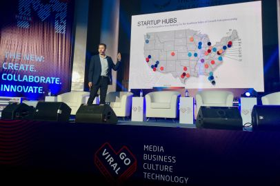 Jeffrey Donenfeld's Keynote Speech at GoViral Almat Kazakhstan 7