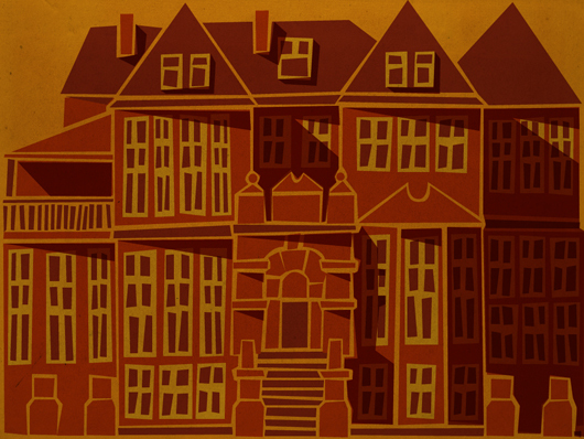 Illustration of Portland House Nursing Home, Portland Road, Hove