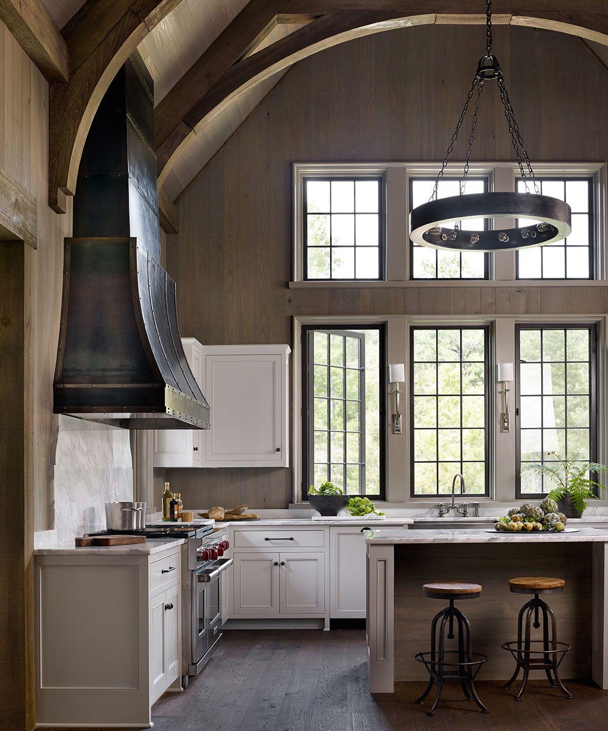 Luxury farmhouse kitchen design | Luxury Home Architect ... on Luxury Farmhouse Kitchen  id=51998