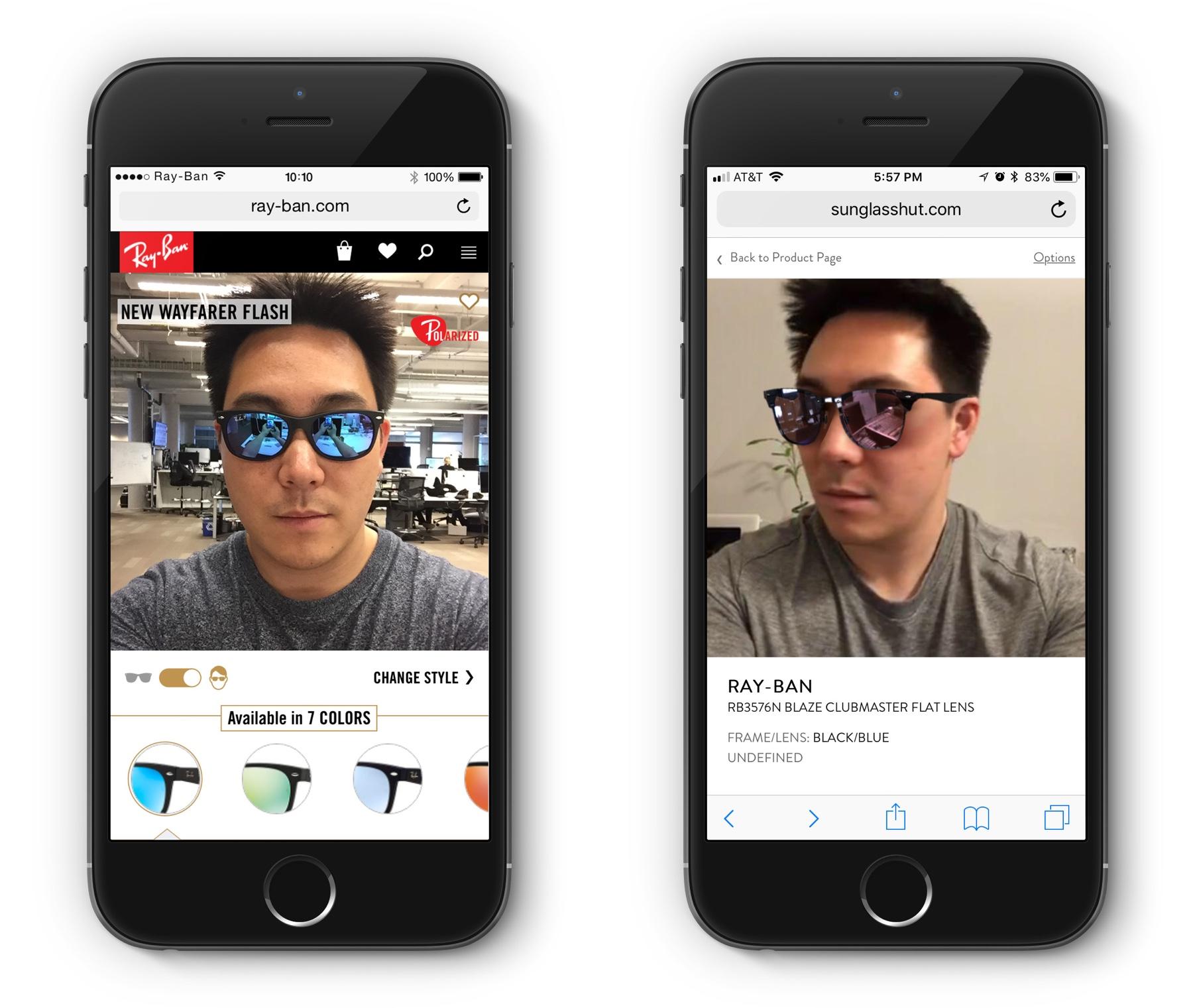 VTO Mobile – Portfolio Homepage