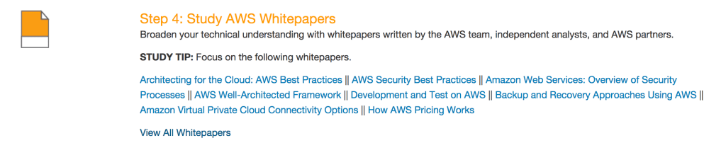 aws-whitepapers