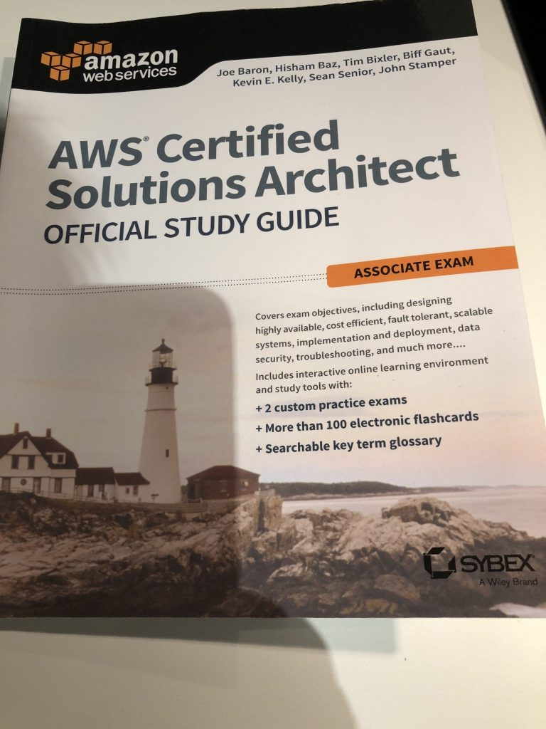 My aws certified solutions architect associate exam experience aws study guide xflitez Gallery