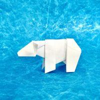 Simple Polar Bear