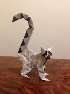Ring-Tailed Lemur (Diaz)