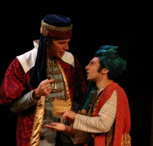 The Comedy of Errors, Texas Shakespeare Festival