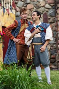 The Comedy of Errors, South Dakota Shakespeare Festival