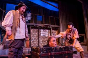 The Robber Bridegroom, New Stage Theatre