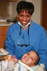 dentist for National Dental Hygiene Month