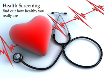 Health screenings help you know your status!