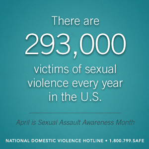 Sexual Assault Awareness Data