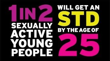 STD by age 25
