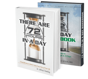 There are 72 Hours in a Day by Jeffrey Sterling, MD