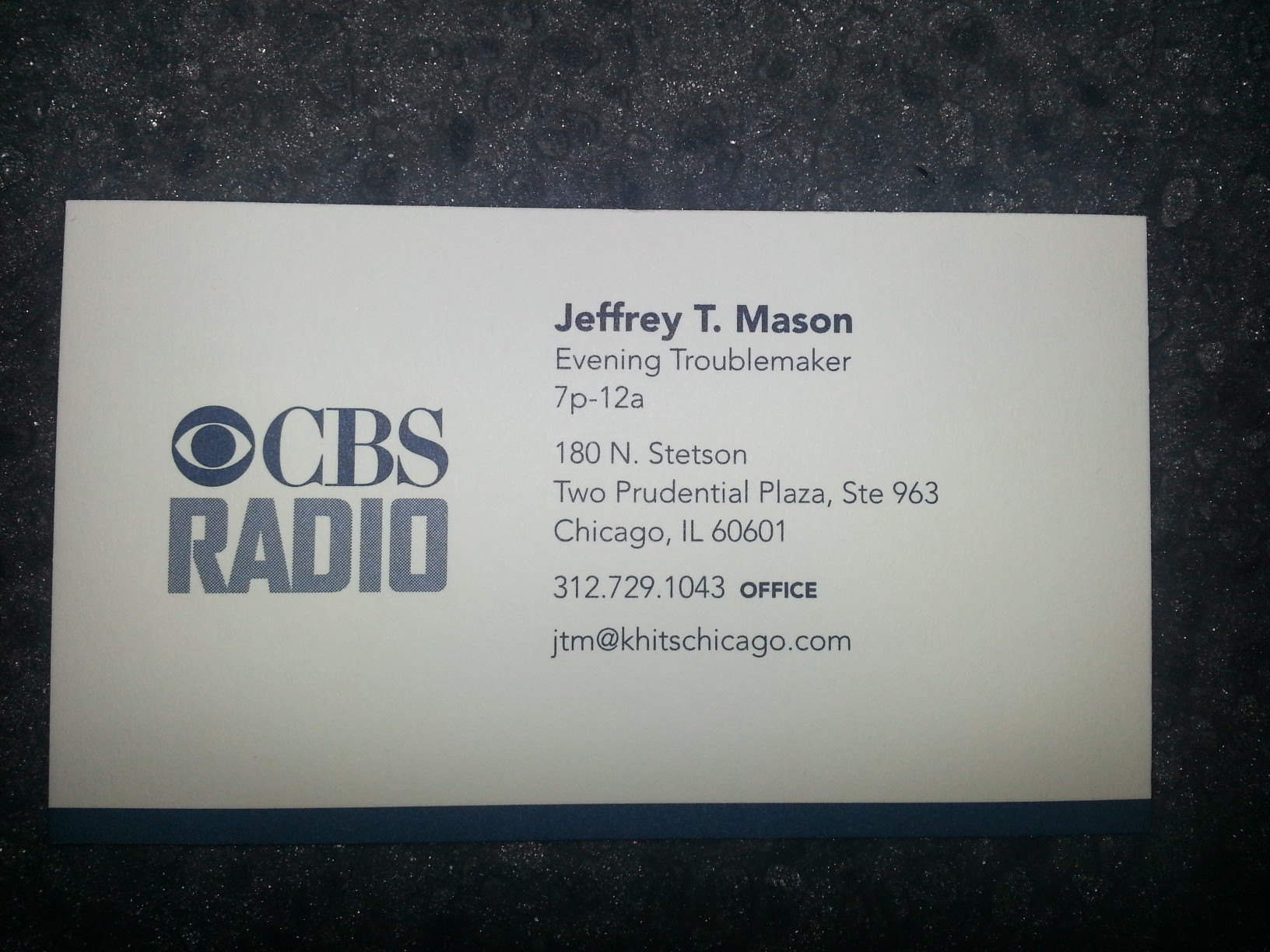 Annnnnnd we have business cards :-)