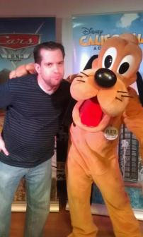 Pluto is SO much smarter than Goofy.