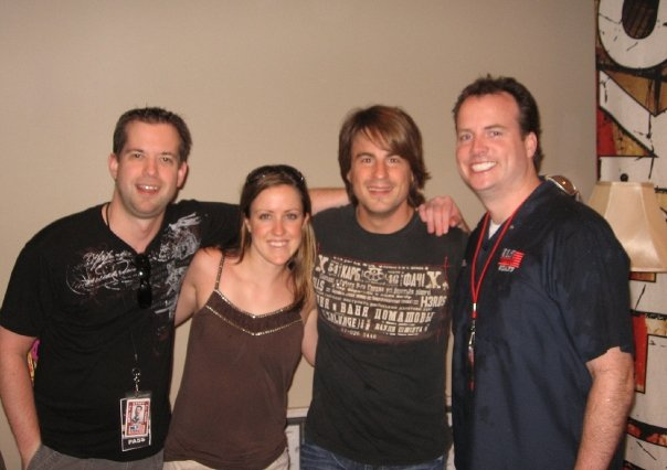 Jimmy Wayne was a kind soul. He had to be to hang with Brian Egan, listener Nichole and me.