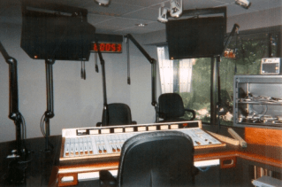 After 18 years on top of Mt. Washington, B94 moved to brand new studios in suburban Greentree. This was days before we invaded the joint!