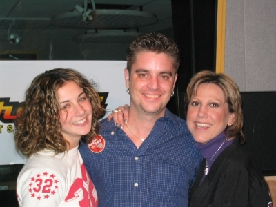 Bari, Kid Stone & Beth