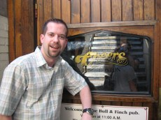 On vacation, I visited Cheers in Boston. NOBODY knew my name!!!