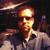 I thought I looked a little like David Caruso. Riiiiiight.