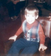 Archie had his chair. I had mine!