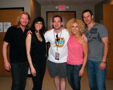 Little Big Town. An oxymoron WITH a moron (me)!