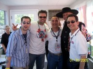 Lil' ole me, Downtown Billy Brown & Bruce Harmon w/ Montgomery-Gentry!
