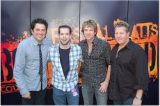 Damnit. Shorter than all three members of Rascal Flatts.