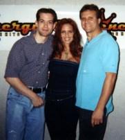 "Former WCW Nitro Girl Teri ""FYRE"" Byrne"