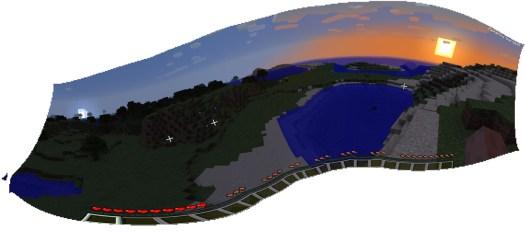 minecraftpanorama