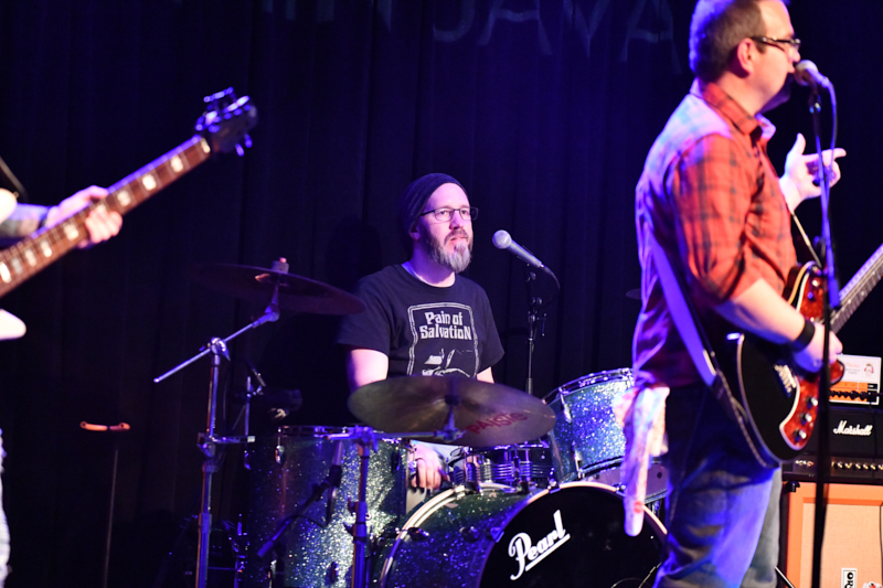 2/28/2019 A Song for the Deaf, The Ultimate Queens of the Stone Age Tribute Band at Jammin Java, Vienna Virginia
