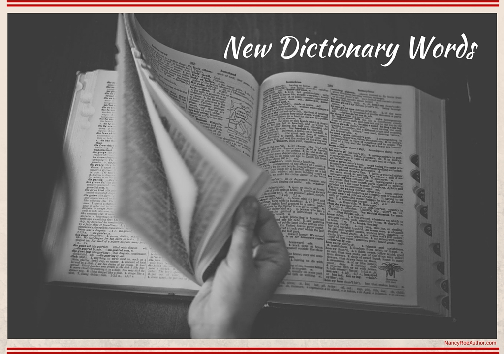 New Dictionary Words