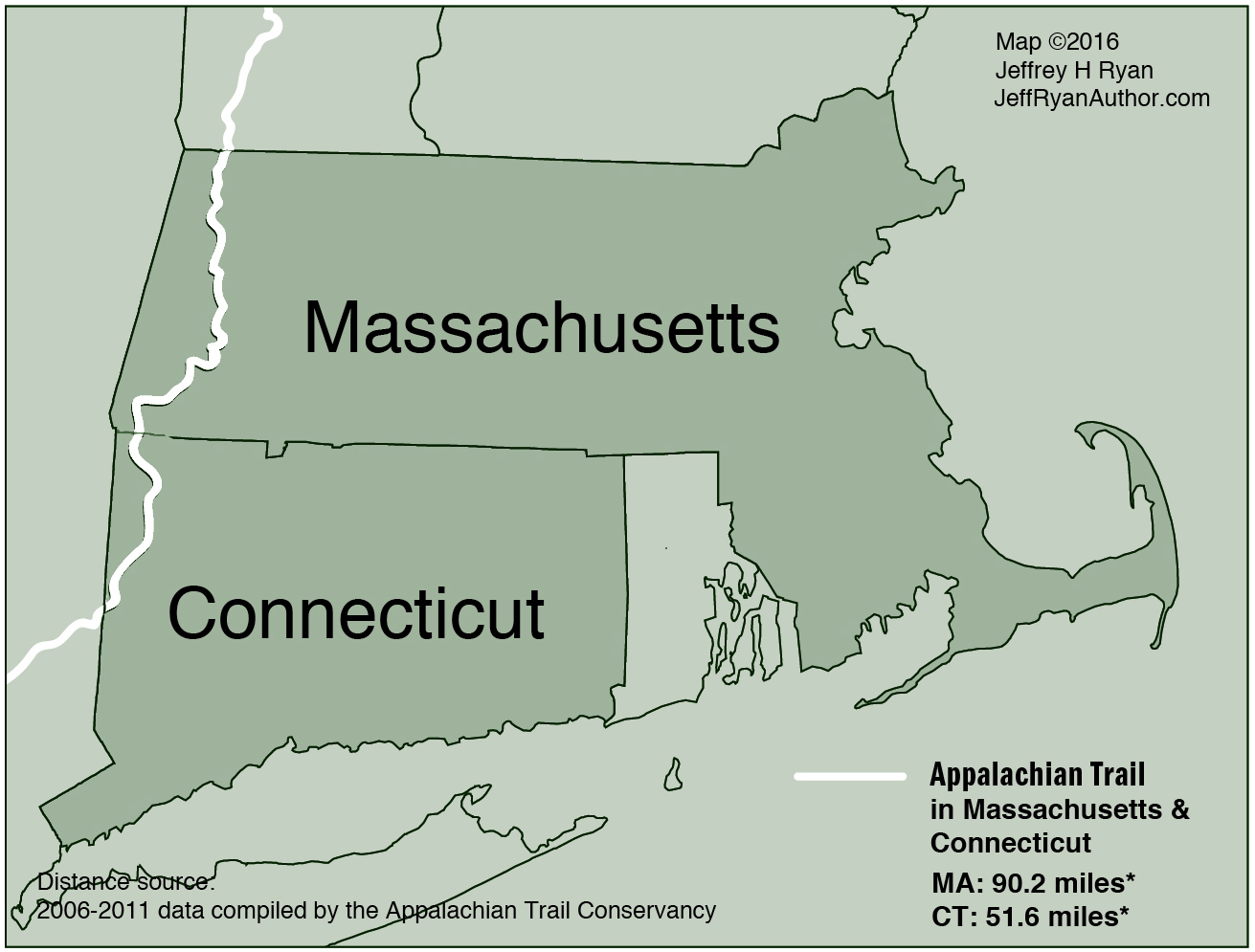 About The AT In Massachusetts - Jeff Ryan, Author & Speaker