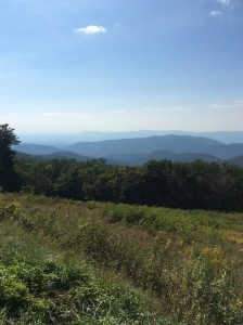 View of Shenandoah National Park ©2016 www.jeffryanauthor.com