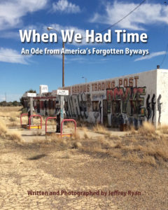 photo of When We Had Time book cover by Jeffrey Ryan