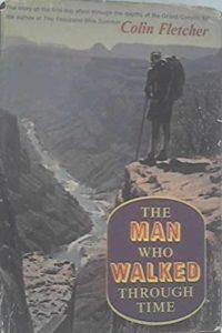 The man who walked through time