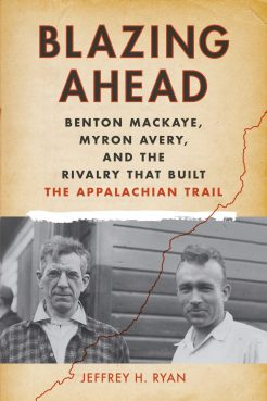 Blazing Ahead Book Cover